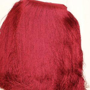 fleco de seda para escotes de 40 cms.